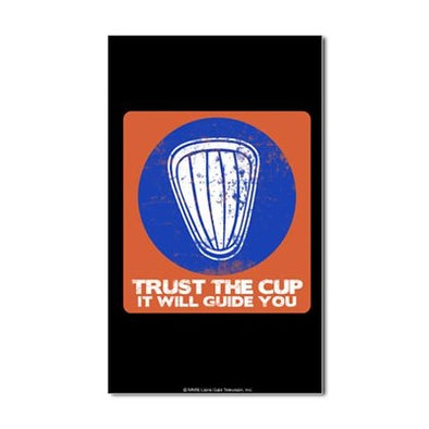 Captain's Cup Sticker