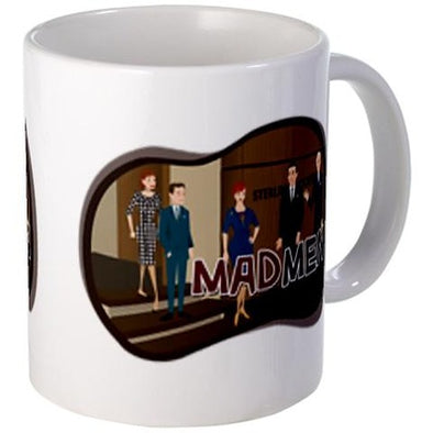 Sterling Cooper Mad Men Mug