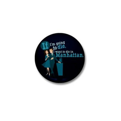 Mad Men Pete Campbell Mini Button