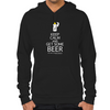 Keep Calm and  Get Some Beer Hoodie