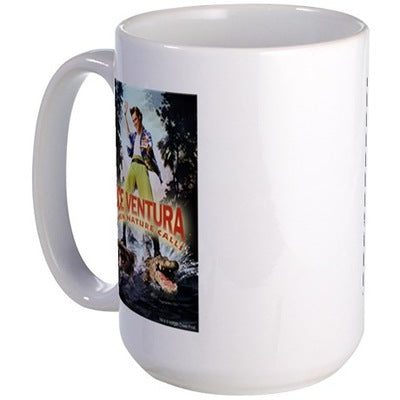 Ace Ventura When Nature Calls Large Mug