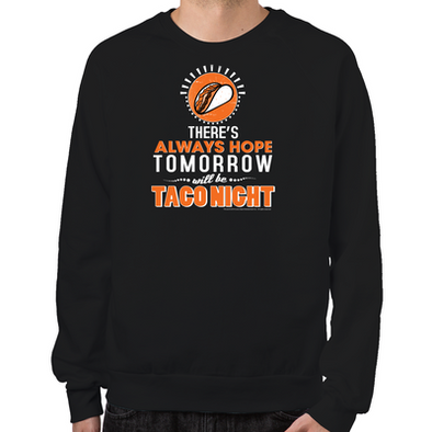 Taco Night Sweatshirt