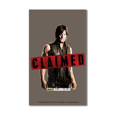 Daryl Dixon Claimed Sticker