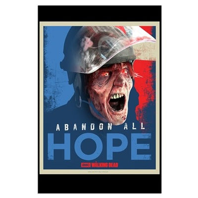 Abandon Hope Large Poster