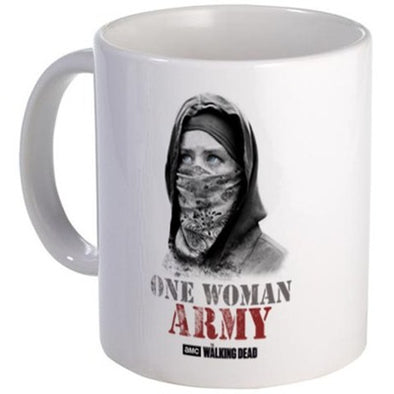 One Woman Army Mug