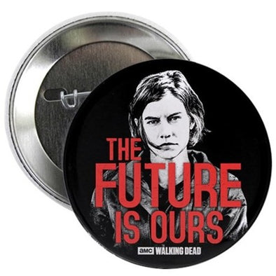 The Future is Ours Button