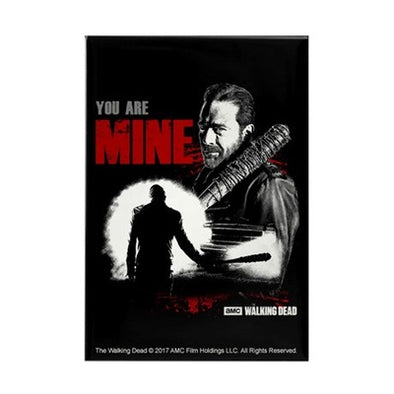 Negan You Are Mine Magnet