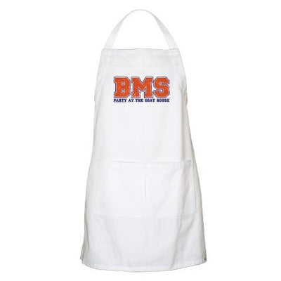 BMS Party at the Goat House Apron