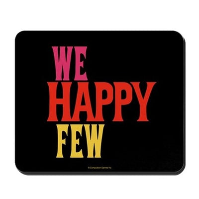 We Happy Few  Mousepad