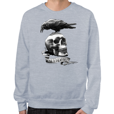 Skull Tattoo Sweatshirt