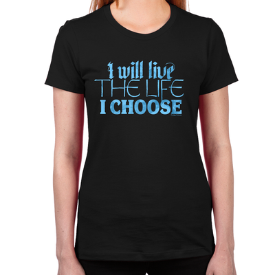 Lost Girl Live the Life I Choose Women's T-Shirt