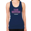 Team Michonne Women's Racerback Tank
