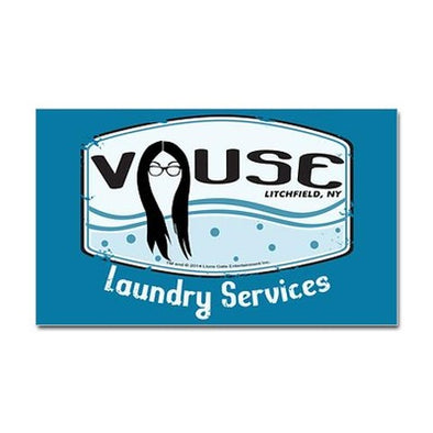 Vause Laundry Sticker