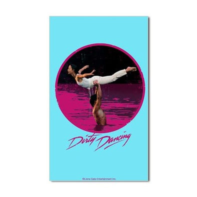 Dirty Dancing Swim Scene Sticker