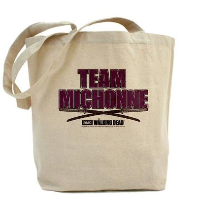 Team Michonne Tote Bag