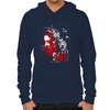Saw Bear Trap Men's Hoodie