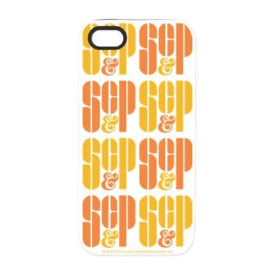 SCP Mad Men Logo iPhone 5/5S Tough Case