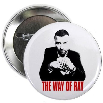 "The Way of Ray 2.25"" Button"