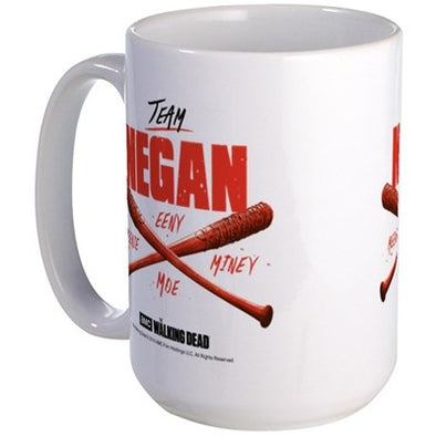 Team Negan Large Mug