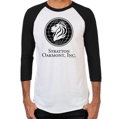 Stratton Oakmont Men's Baseball T-Shirt