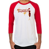 Mad Men Gangbusters Men's Baseball T-Shirt
