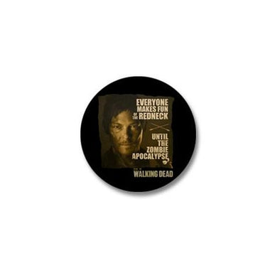 Daryl Dixon Redneck Mini Button