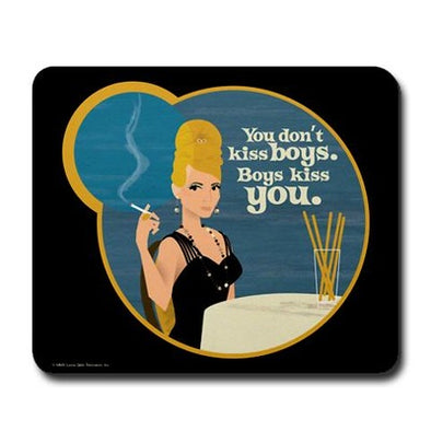 Mad Men Betty Draper Mousepad