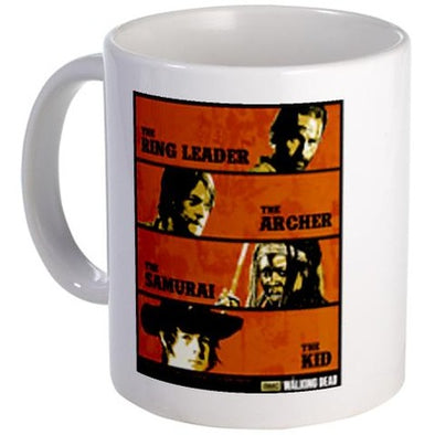 Ringleader Archer Kid Mug