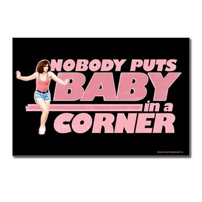 Nobody Puts Baby in a Corner Postcards (Package of 8)