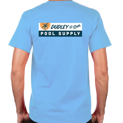 Dudley and Son Lt. Blue T-Shirt