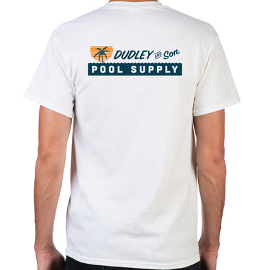 Dudley and Son White T-Shirt