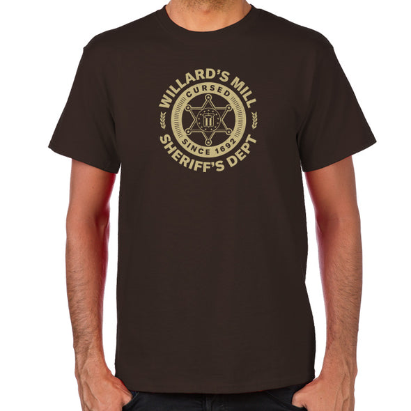 Willard's Mill Sheriff's Dept T-Shirt