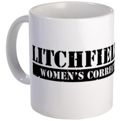 Litchfield Prison Mug