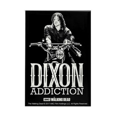 Daryl Dixon Addiction Magnet