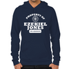 Property of Ezekiel Jones Hoodie