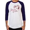 Love Johnny Castle Men's Baseball T-Shirts