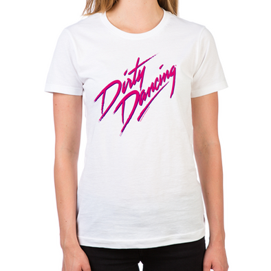 Dirty Dancing Women's Fitted T-Shirt