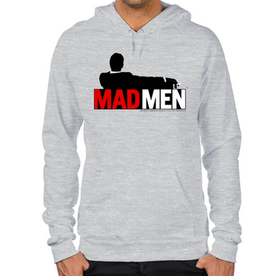 Mad Men Truth Lies Hoodie