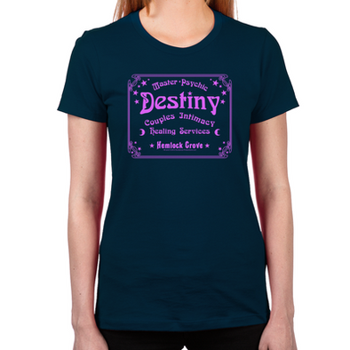 Destiny Women's Fitted T-Shirt