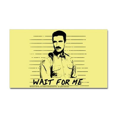 Mendez Wait For Me Sticker