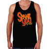 Ace Ventura Spank You Men's Tank