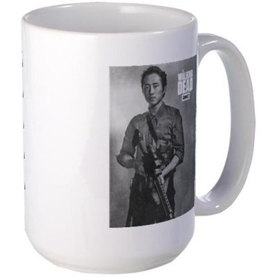 Glenn Portrait Large Mug