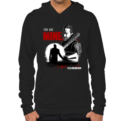 Negan You Are Mine Hoodie