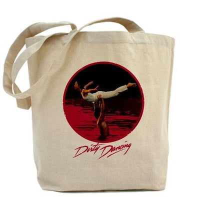 Dirty Dancing Swim Scene Tote Bag