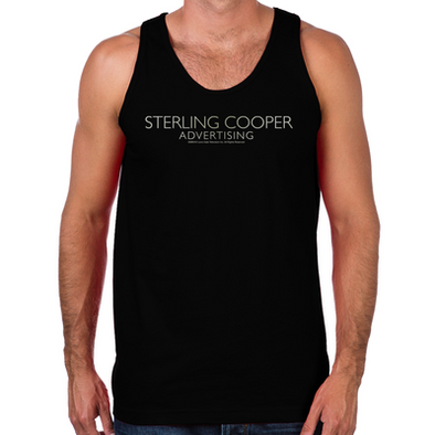 Mad Men Sterling Cooper Men's Tank