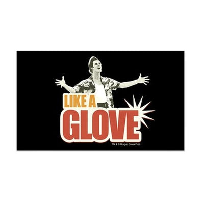 Ace Ventura Like a Glove Sticker