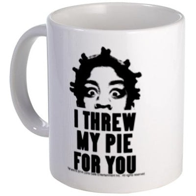 Crazy Eyes Threw My Pie Mug