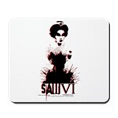 Saw Nurse Mousepad
