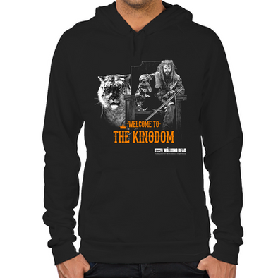 Welcome to the Kingdom Hoodie