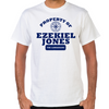 Property of Ezekiel Jones T-Shirt